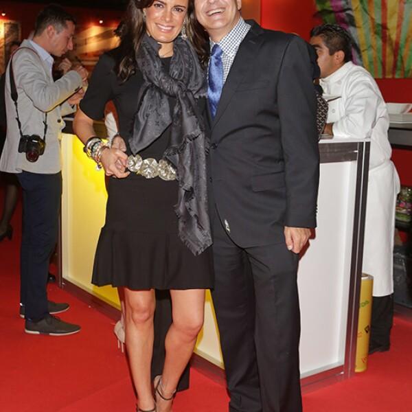 Sofía y Rubén García