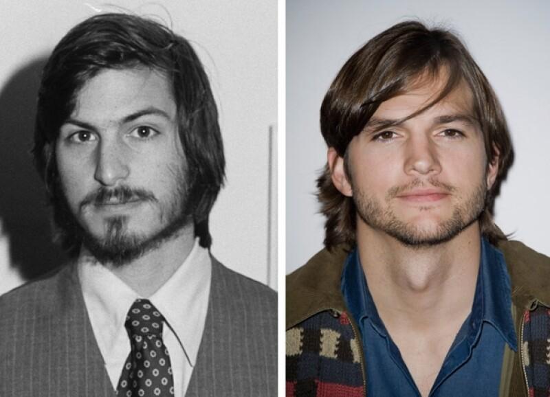 El actor, que se ha alejado de sus papeles cómicos, le dio vida al magnate Steve Jobs, quien perdió la vida en 2011. En entrevista Kutcher demuestra su admiración hacia el genio de Mac.