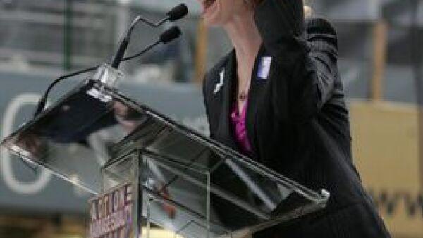 La actriz de &#39Sex and the City&#39 mantiene una relación sentimental con Christine Marinoni.