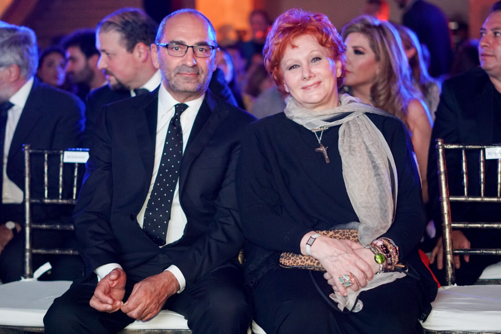 Massimo Leonardelli y Paris María.jpg