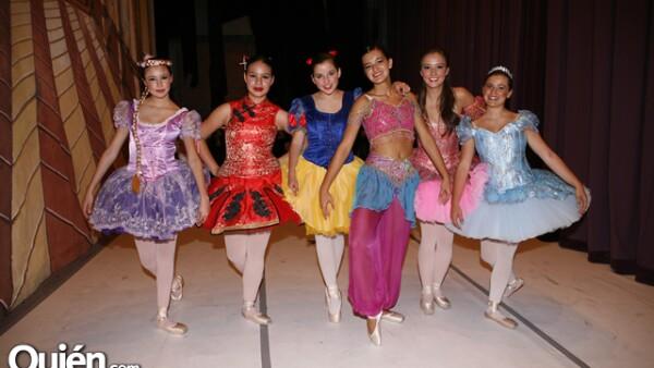 Tamara Macías,Fabiana Peñaloza,Fernanda Sánchez,Marina Rubio,Sofía Casillas,Roberta Grijalba