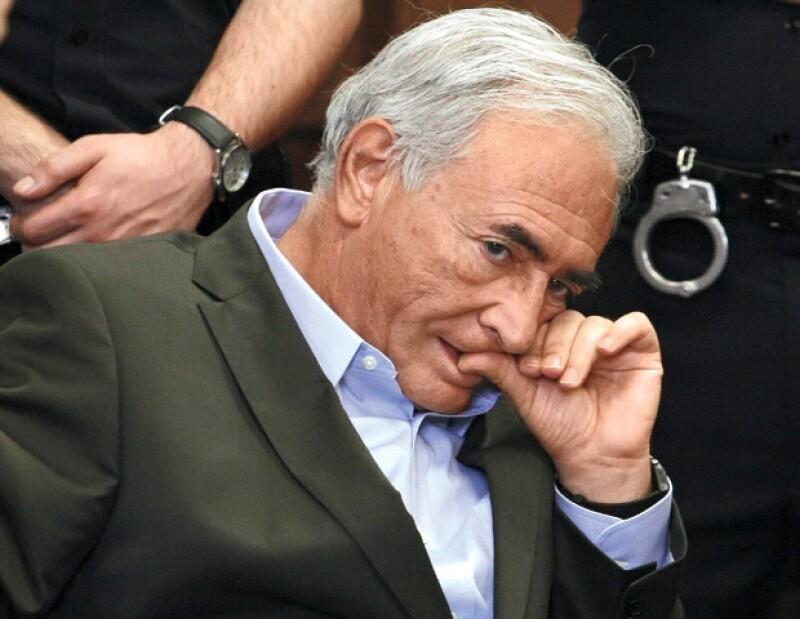 Los hombres poderosos que han destruido sus carreras debido a escándalos sexuales no son raros, pero el caso del presidente del Fondo Monetario Internacional podría ser un caso único.
