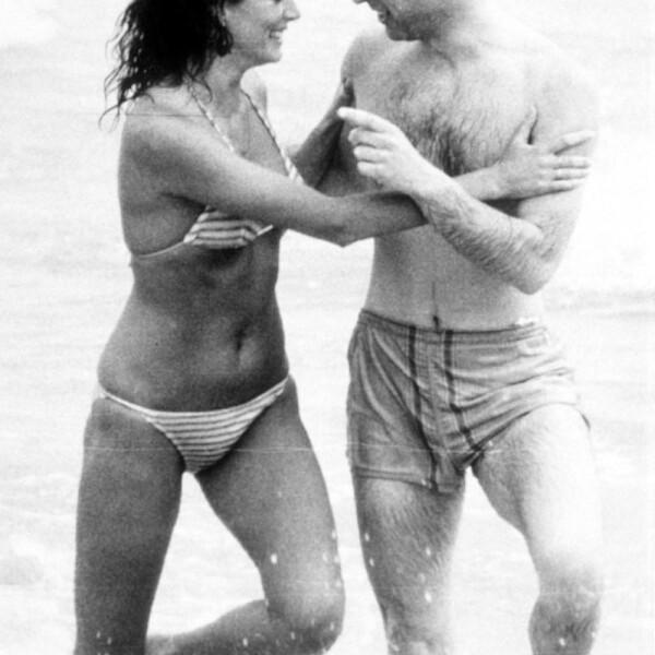 JANE PRIEST HUGS AND KISSES PRINCE CHARLES, PERTH, AUSTRALIA - 1979