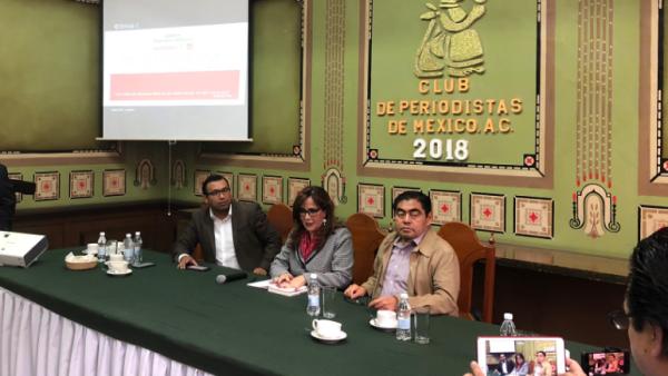 Morena en Puebla
