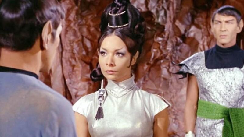 Arlene Martel, Star Trek