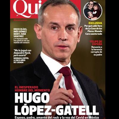 revista quien mayo