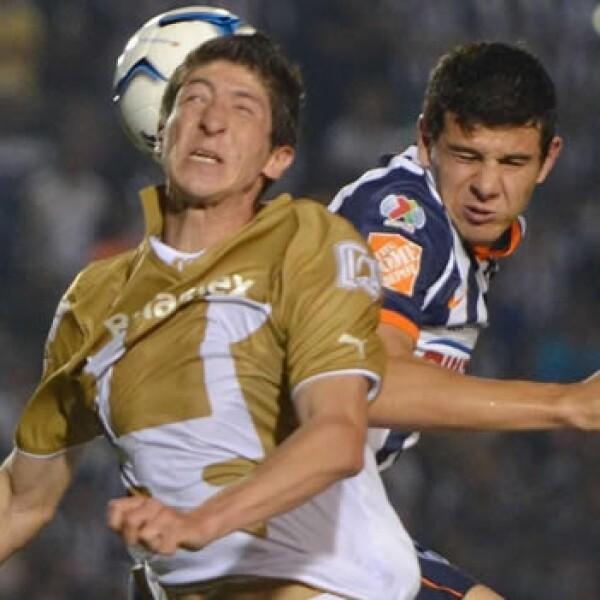 Pumas vs Monterrey2