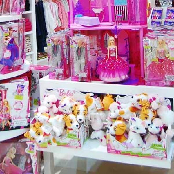 La tienda Barbie Store es un espacio para que las pequeñas del hogar puedan festejar sus cumpleaños o reuniones, en el mundo de la muñeca más famosa del mundo.