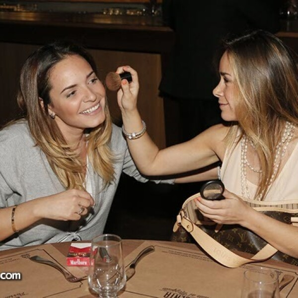 Jessica Bajos y Liliana Mancera