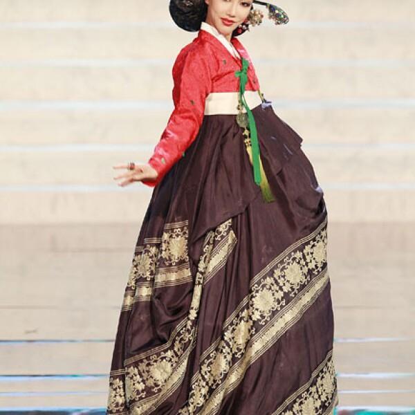 Miss Corea, Sung hye Lee.