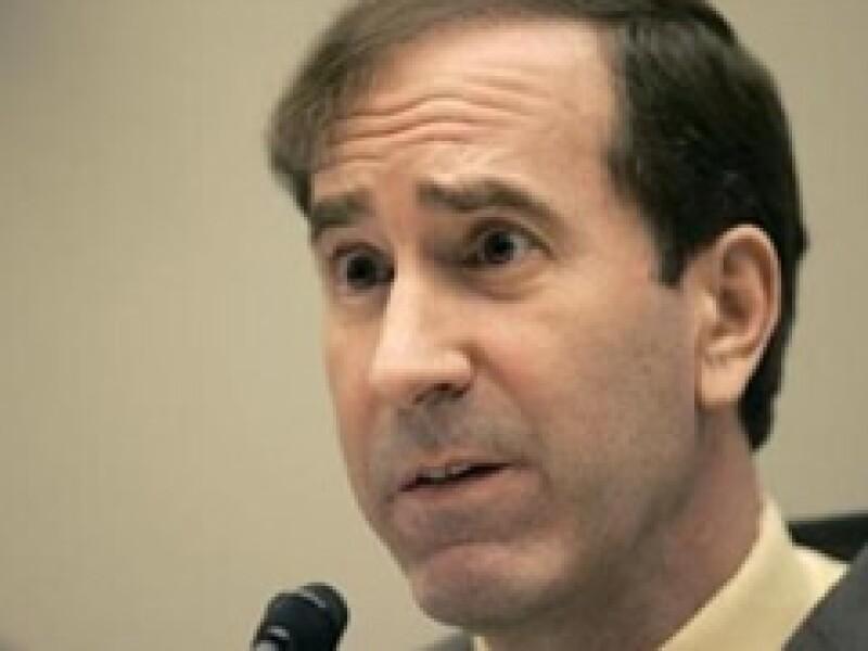 Harry Markopolos es un ex ejecutivo financiero que acudió a la Cámara de Representantes para hablar sobre el fraude de Bernard Madoff. (Foto: Reuters)