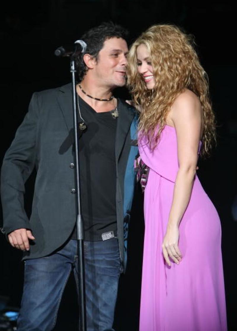 Después de que grabaron videoclip juntos, los rumores no se hicieron esperar, pero entre los músicos solo hay amistad.