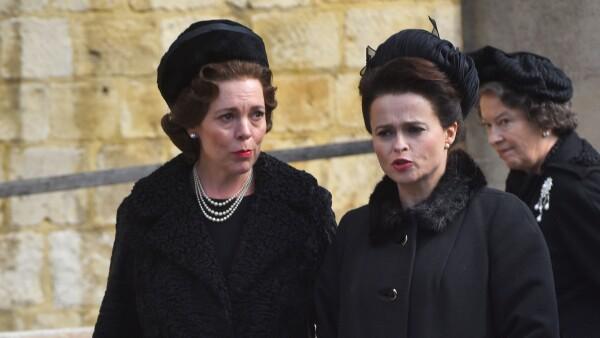 Helena Bonham Carter y la princesa Margarita tienen más cosas en común.
