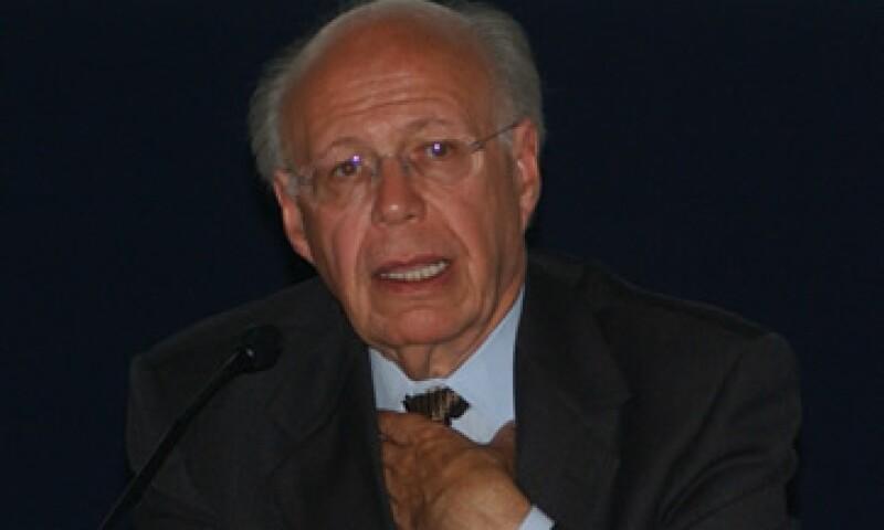 El rector de la UNAM, el doctor José Narro Robles. (Foto: Notimex)