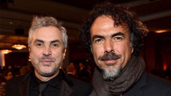 Alfonso Cuarón y Alejandro González Iñárritu