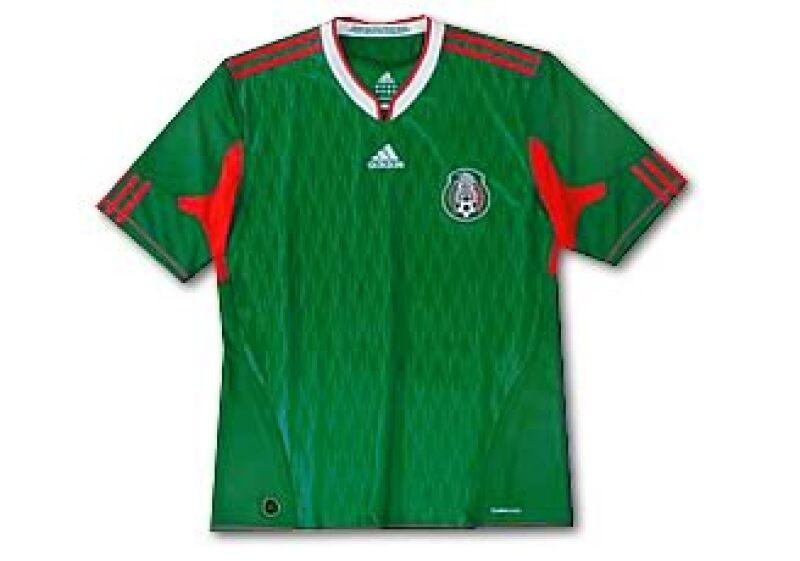 Adidas patrocinó a 12 equipos de futbol en el Mundial de Sudáfrica 2010. (Foto: Cortesía Adidas)