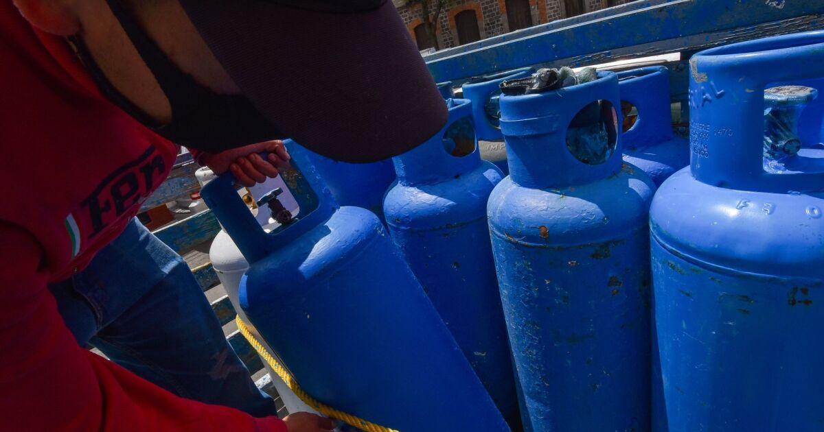 Producción de gas LP de Pemex va en picada y las importaciones de privados suben