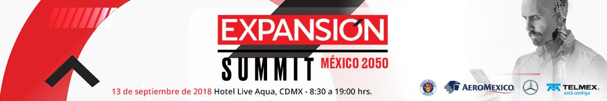 Expansión Summit / header desktop