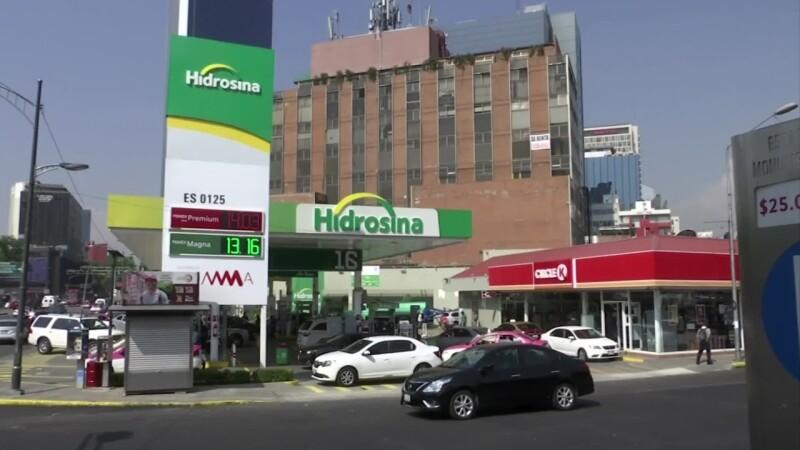 HACIENDA PIERDE 9,315 MDP POR REDUCIR IMPUESTO A GASOLINAS Y DIÉSEL - HIRES