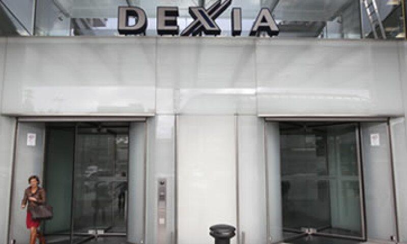 La nacionalización de Dexia Banca Bélgica es parte de un amplio plan acordado por los gobiernos belga, francés y luxemburgués para ayudar al grupo. (Foto: Reuters)