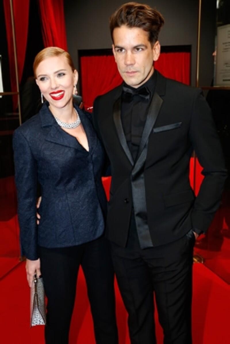 Esta tarde se dio a conocer que la actriz que se comprometió con Romain Dauriac hace algunos meses está esperando su primer hijo.
