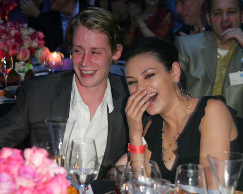 Mila Kunis tuvo una relación estable con el actor durante 8 años.