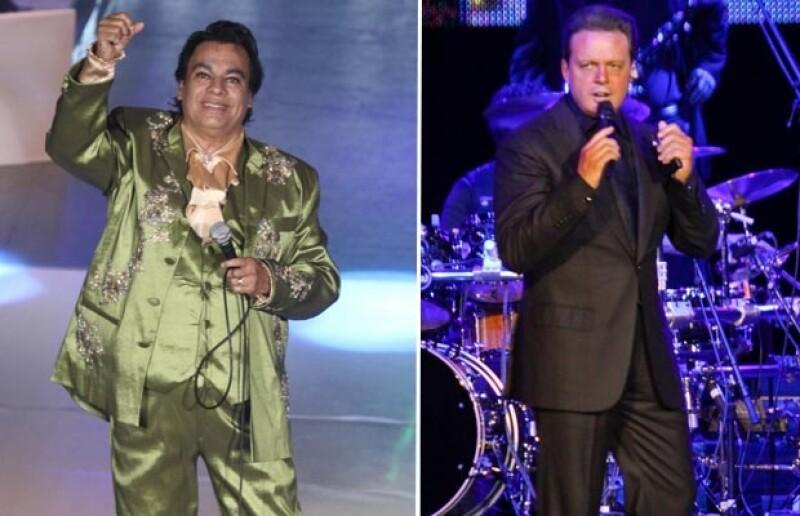 El Divo de Juárez aseguró respetar el tranajo de Luis Miguel y lo invitó a trabajar juntos en un dueto musical.