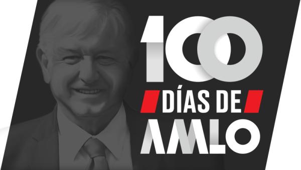 100 días de AMLO