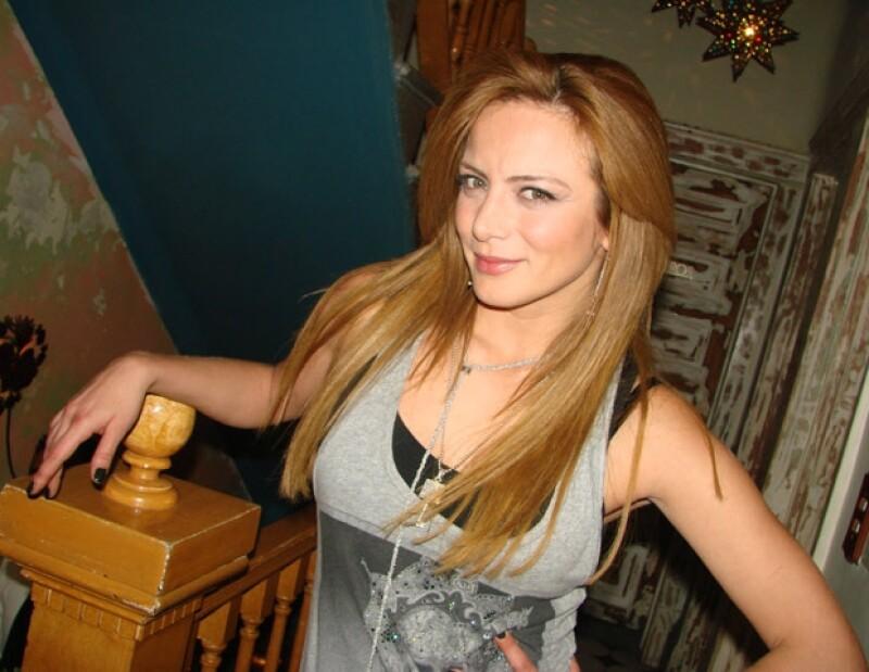 Silvia Navarro siempre está muy pendiente de su restaurante Sabor Amor, a veces se puede saludar a la actriz ahí.