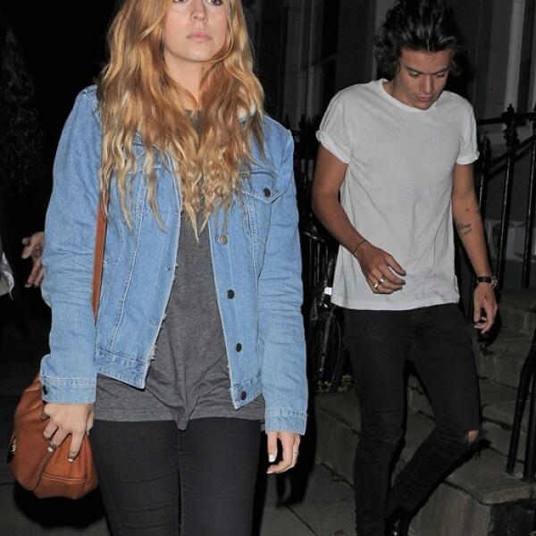 ¡Los genes Styles están que arden! Gemma es la guapísima hermana de Harry.