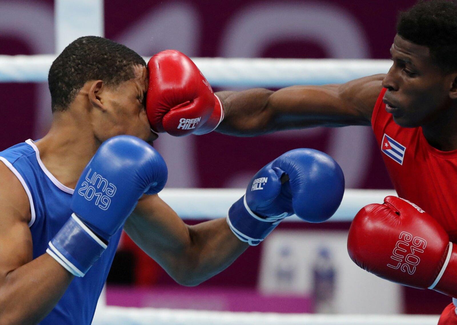 XVIII Pan American Games - Boxeo
