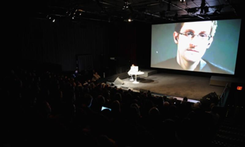 Edward Snowden reveló la amplitud del espionaje de la agencia de inteligencia estadounidense. (Foto: Getty Images)