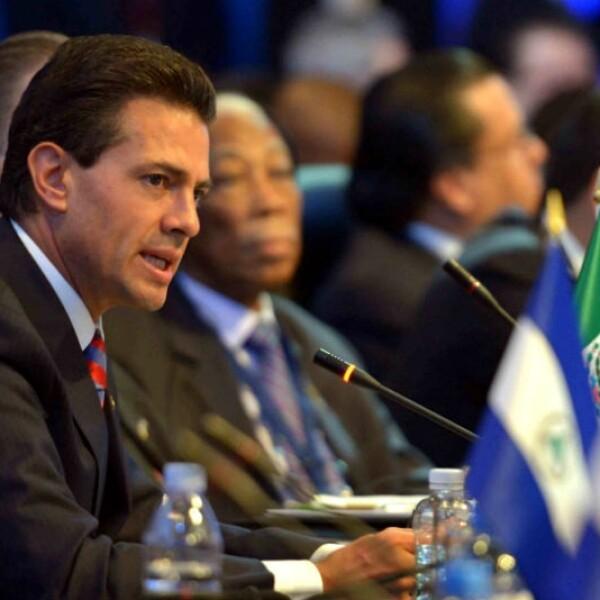 Intervención de EPN en Cumbre de las Américas