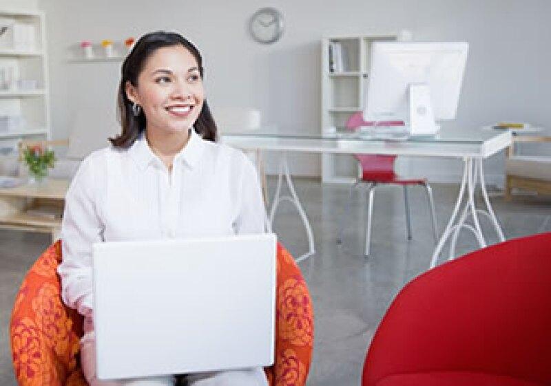 Un empleo temporal puede significar una plataforma de desarrollo profesional para las mujeres. (Foto: Jupiter Images)