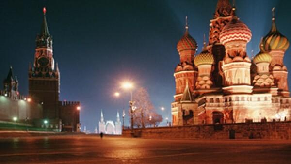 El Producto Interno Bruto de Rusia de 2010 ascenderá a 1,507 billones de dólares, según cifras estimadas del Fondo Monetario Internacional. (Foto: Photos to Go)
