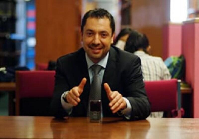 Paco Lorenzo, director de Nokia México, es el primer mexicano en dirigir la empresa. (Foto: Cortesía Nokia)