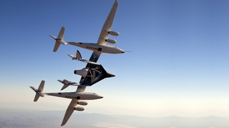 espacio turismo viajes avion nave virgin galactic avion innovacion tecnologia space adventures