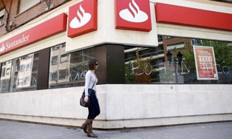 Santander pidió que pronto se concrete la unión bancaria en la Unión Europea.  (Foto: Reuters)