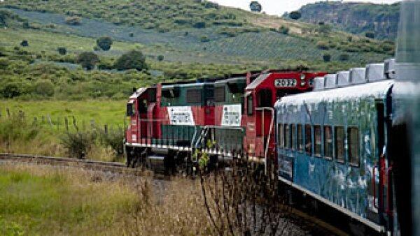 El tren tiene 4 vagones alfombrados para 68 personas cada uno y atención bilingüe. (Foto: Cortesía: Lemmy Caution)