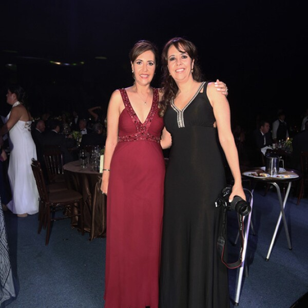 Rosana y Gabriela Woodworth