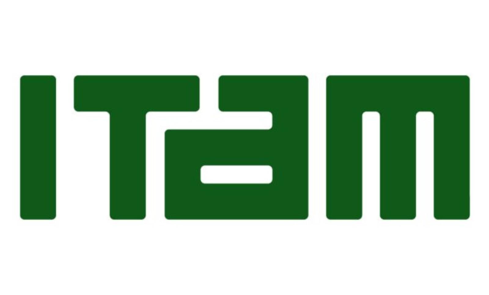 Éste es el logotipo del Instituto Tecnológico Autónomo de México, fundado el 29 de marzo de 1946.