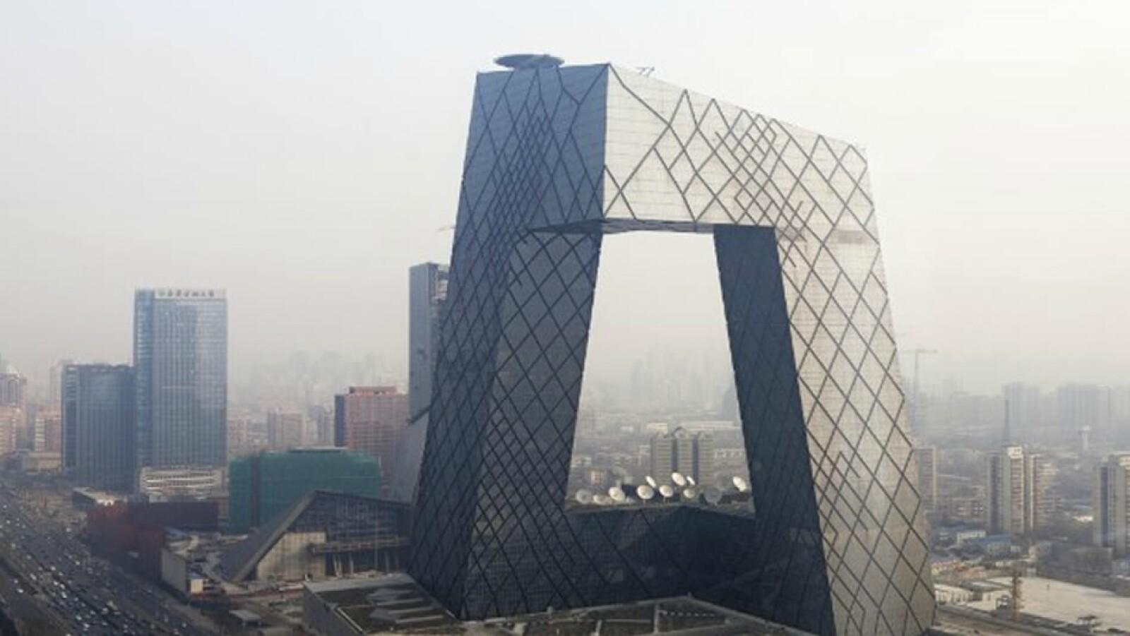 Torre CCTV Beijing