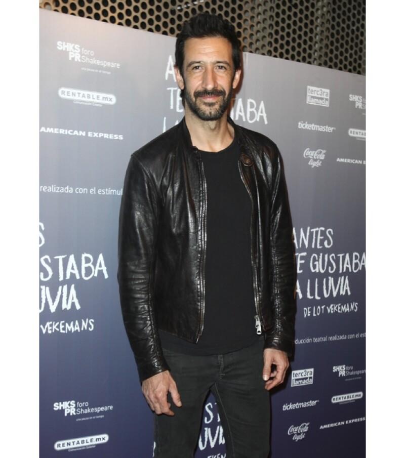 El actor mexicano compartió su indiferencia sobre los premios que reconocen a lo mejor del cine hollywoodense y que se llevarán a cabo este domingo.