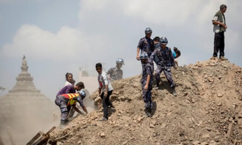 La actividad económica de Nepal genera sólo 20,000 millones de dólares por año. (Foto: Reuters)