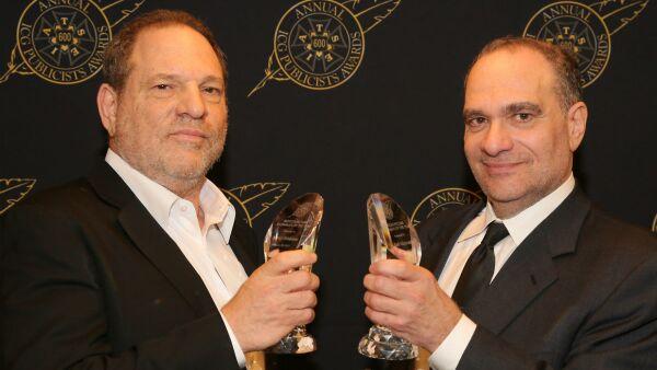 Harvey y Bob Weinstein