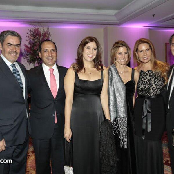 Felipe de Aranaga,Héctor Aréchiga,Lorenza Guerrero,Mara Villa,Oly Ayala,Miguel Chinchilla