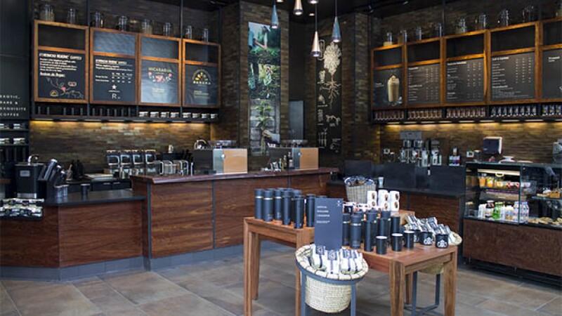 (Foto: Starbucks Reserve )