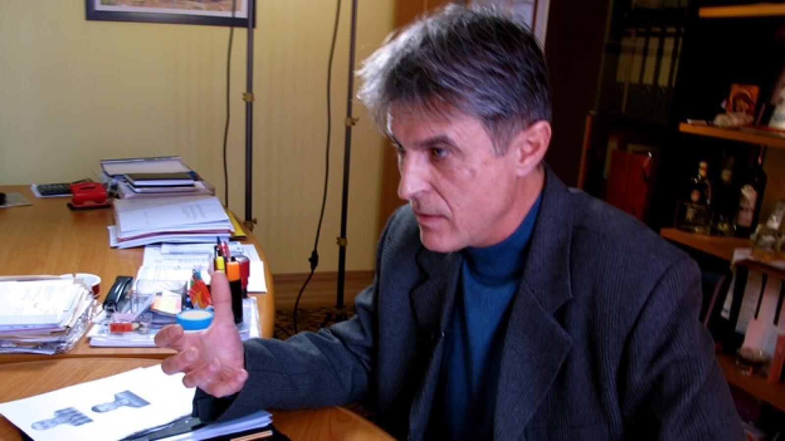Rumania - trata de personas - investigador