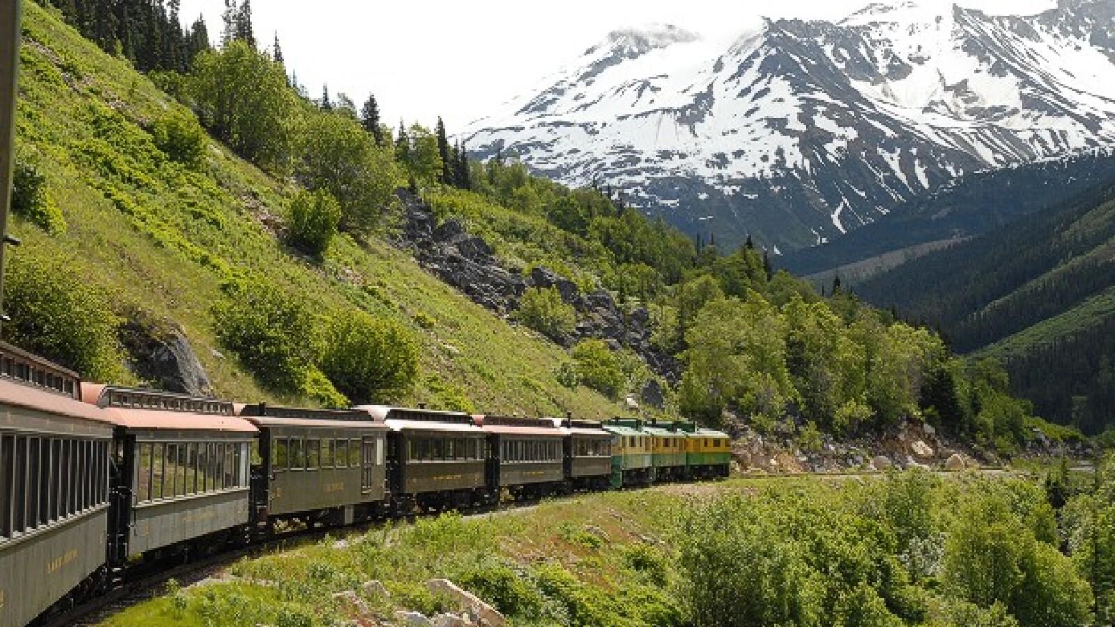 Ferrocarril White Pass y Yukon