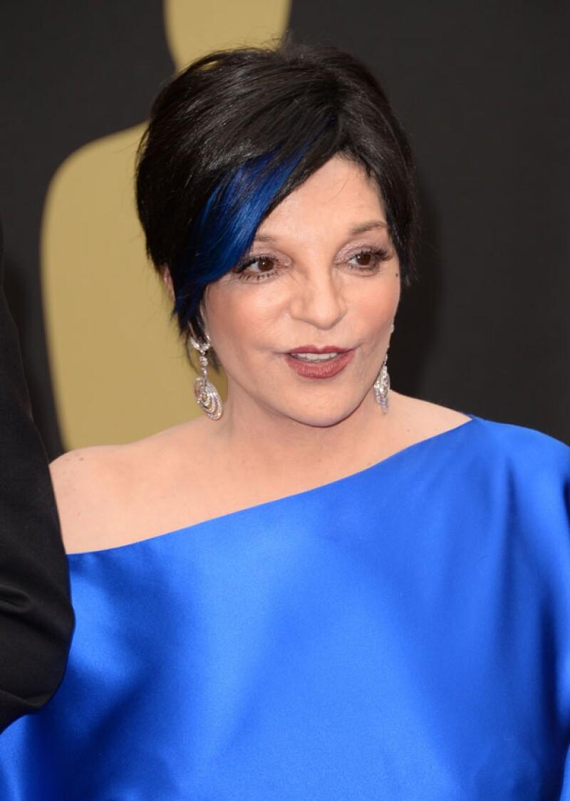 Representantes de la famosa actriz de Hollywood de 69 años de edad confirmaron esta tarde que se encuentra internada por recaer en el abuso de drogas.